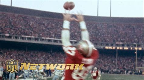 'The Catch' & the Birth of a 49ers' Dynasty   'The