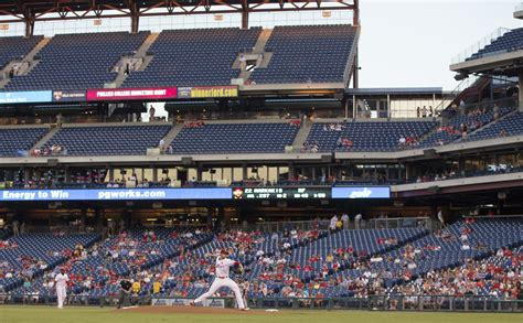 Attendance woes for Phillies reaching record lows at