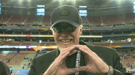 Phil Knight discusses Oregon football | Pac-12