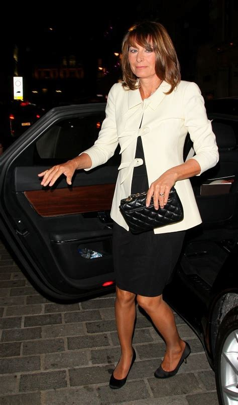 Carole Middleton - Carole Middleton Photos - Carole and