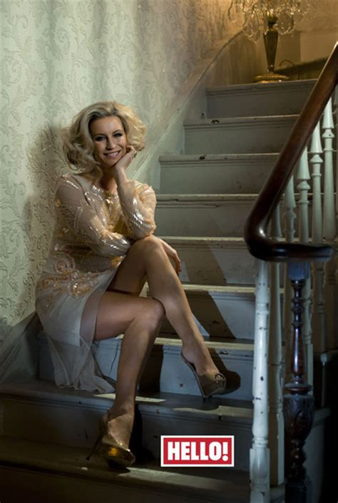 Denise Van Outen is looking Strictly glamorous in our